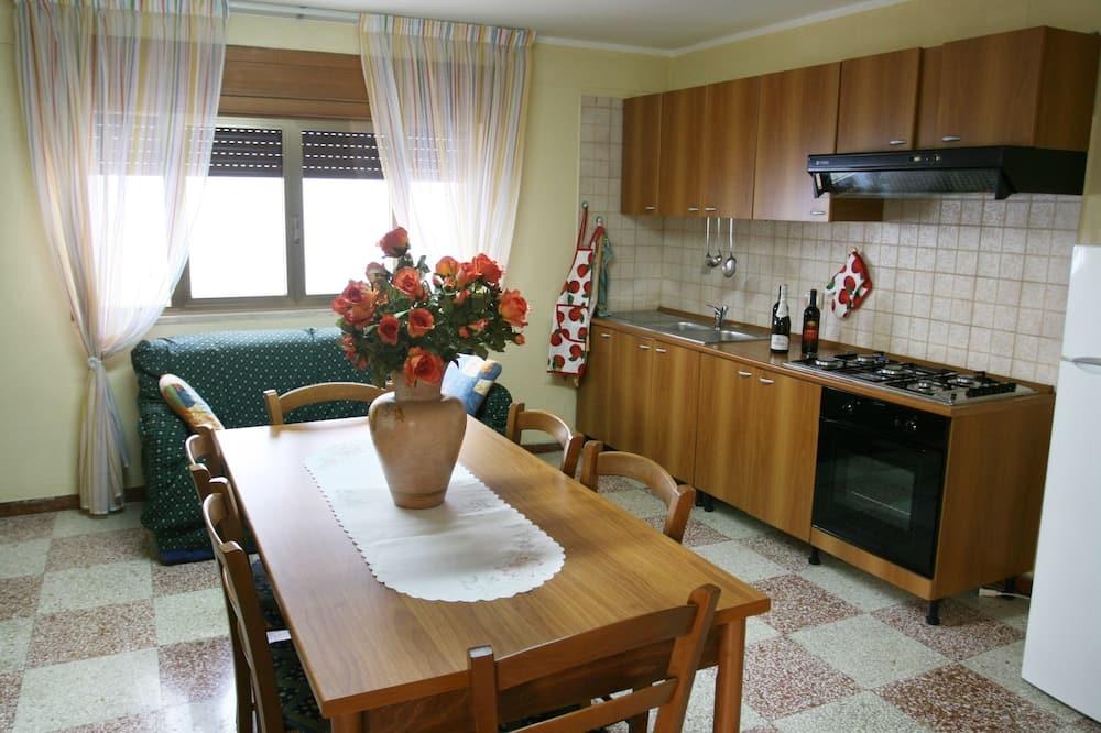Pokój o podstawowym wyposażeniu, 1 sypialnia - Wspólna kuchnia