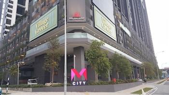 在吉隆坡的安邦 M 市诺曼德街 KLCC 酒店照片