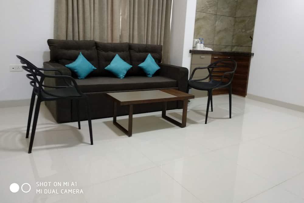 Familien-Suite, 1 Schlafzimmer (Living Room) - Wohnbereich