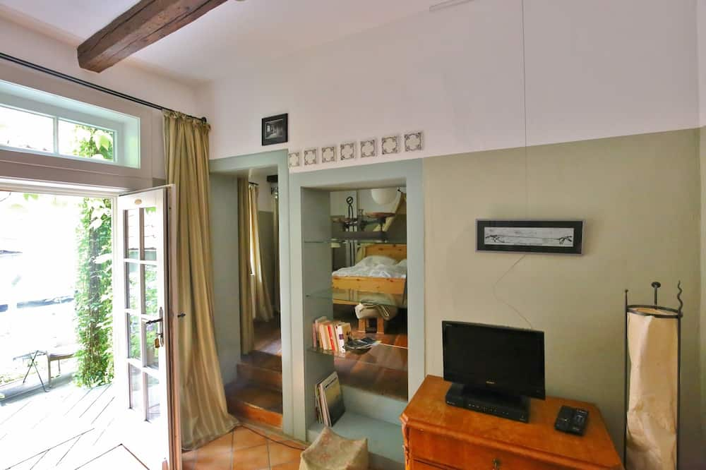 Apartament typu Classic Suite, patio - Pokój