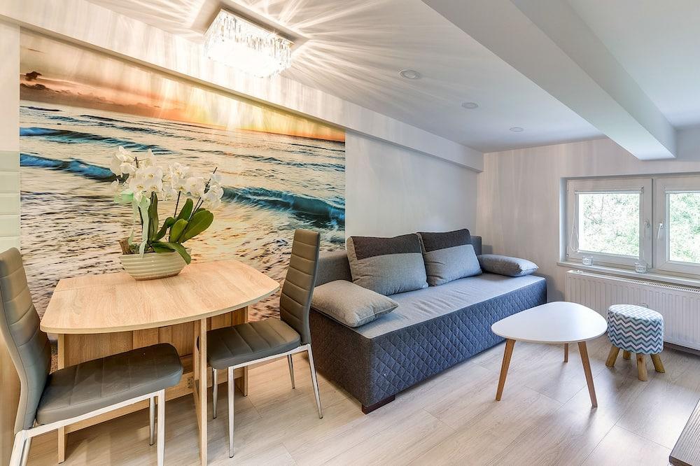 公寓, 1 間臥室 (4 people) - 客廳