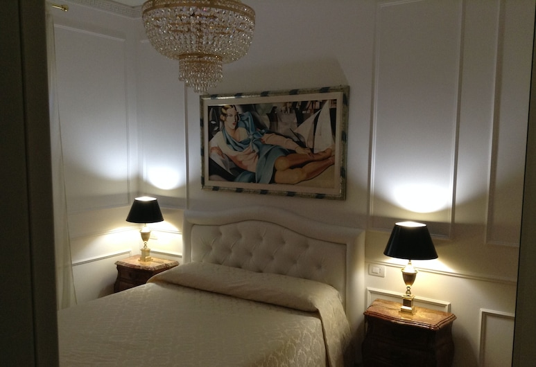 King Plaza, Rome, Double Room, Guest Room