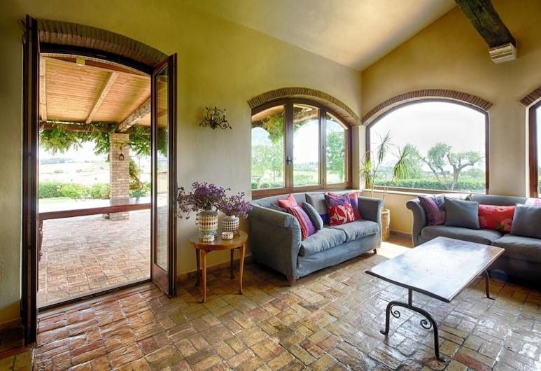 La Cavetta Country House, Trevignano Romano, Perhesviitti, Olohuone