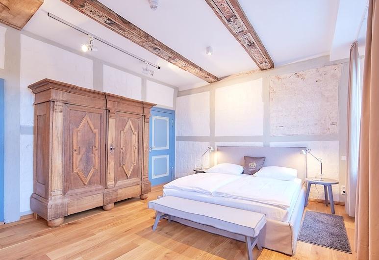 Anno 1433 Hotel Lüneburg, Lueneburg, Deluxe Double Room, Guest Room