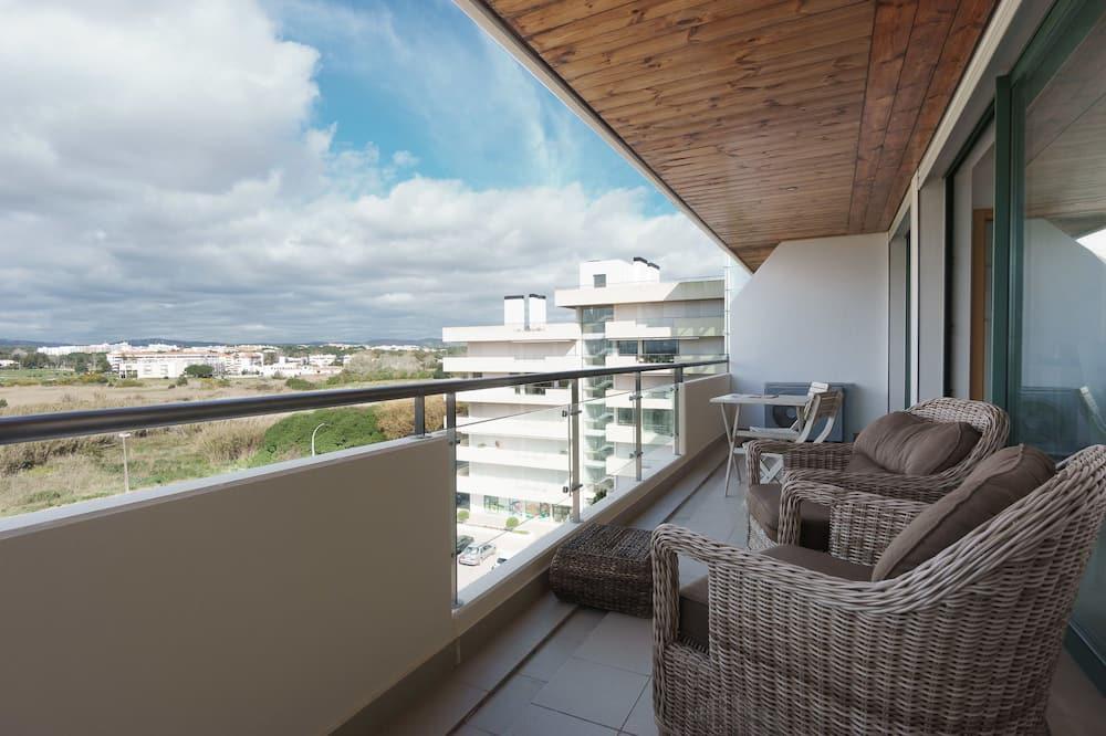 Lägenhet Basic - 1 sovrum - balkong - Balkong