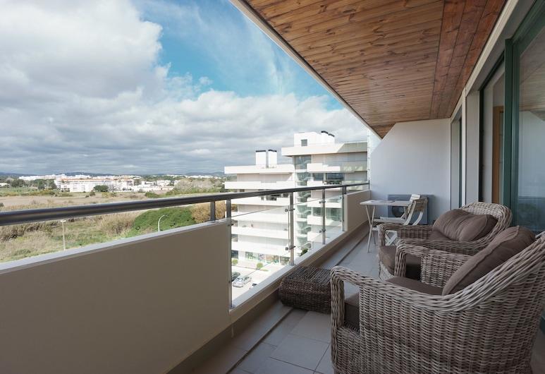 VilamouraSun Aquamar 504, Vilamoura , Basic Apartment, 1 Bedroom, Balcony, Balkoni