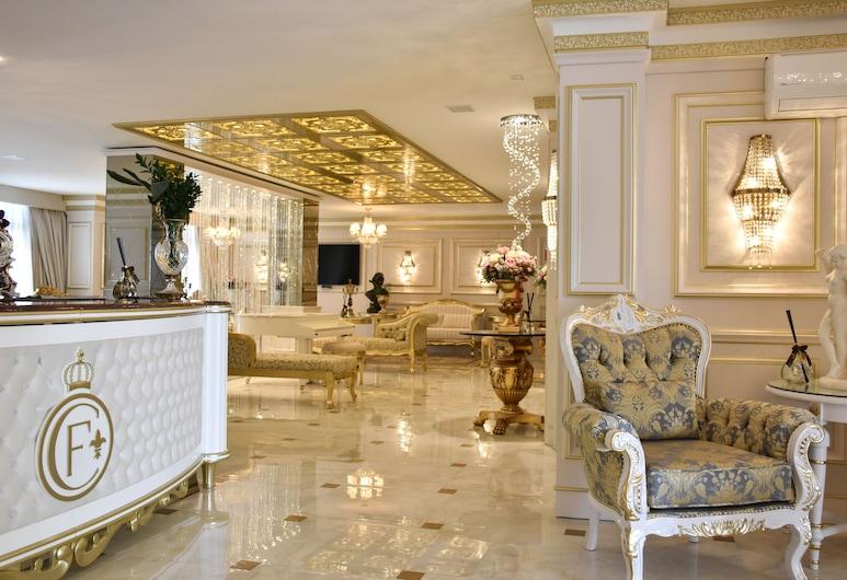 Hotel Colline de France, Gramado, Reception