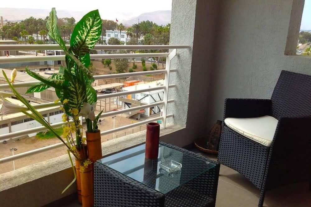 Apartamento, 1 cama doble con sofá cama - Balcón
