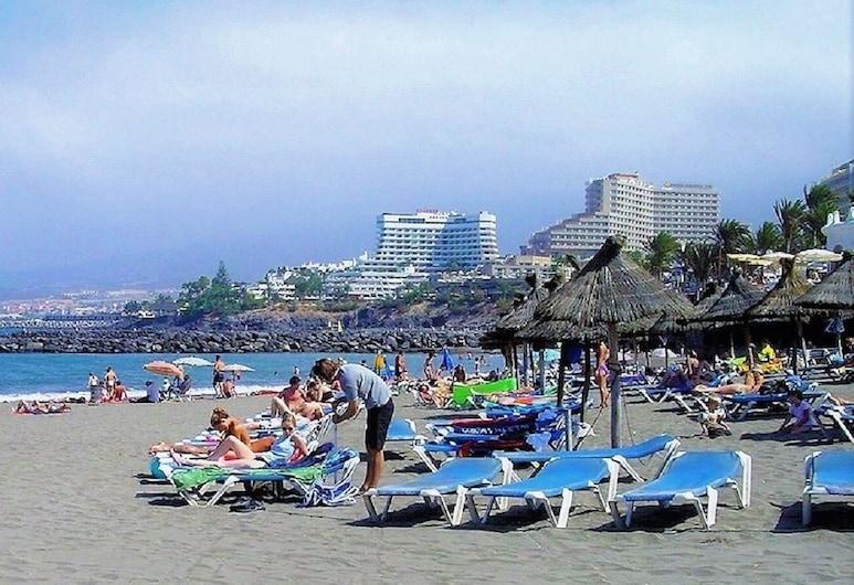 Americas Blue Yosea, Arona, Pláž