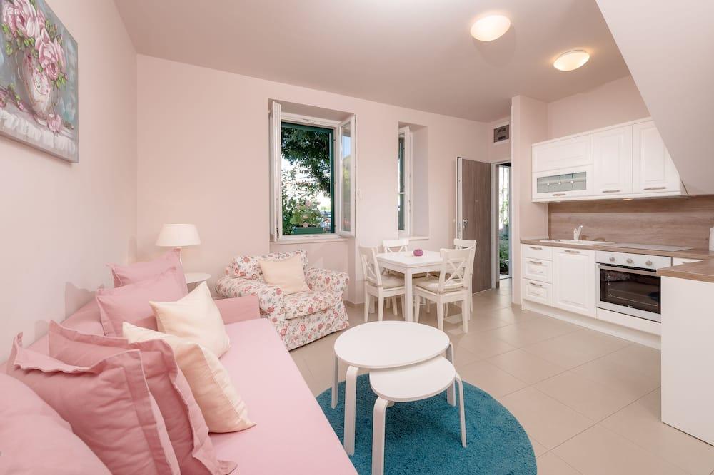Апартаменти «Делюкс» - Вітальня