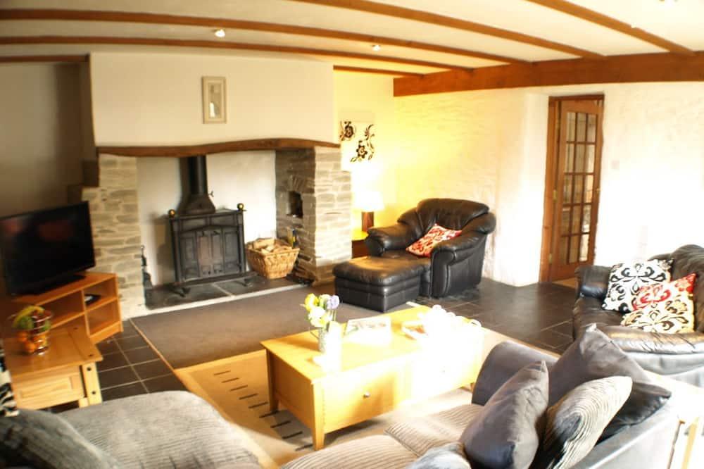 Casa de campo, 3 habitaciones (Rosebud) - Sala de estar