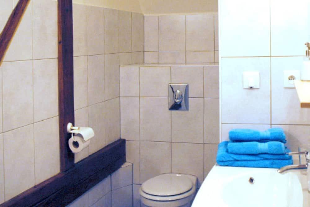 Doppelzimmer (Sainte Odile) - Badezimmer