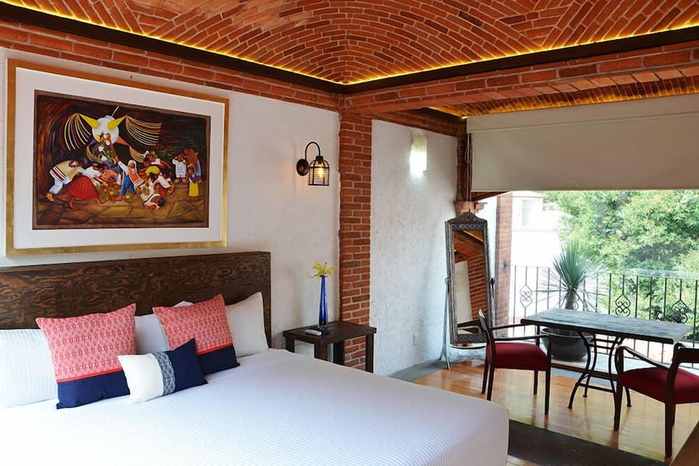Deluxe Suite, Balcony - Imej Utama