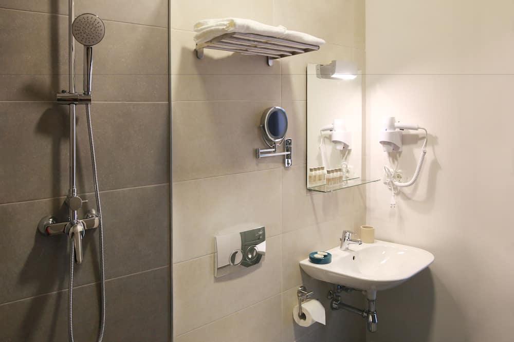 Deluxe-dobbeltværelse - Badeværelse