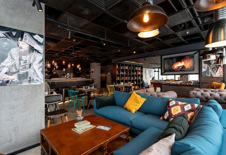Pentahotel Moscow, Arbat, Moscow, Hotel Bar