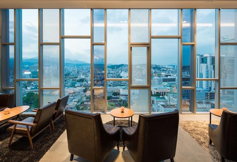首爾東大門諾富特住宅飯店, 首爾, 大廳酒廊