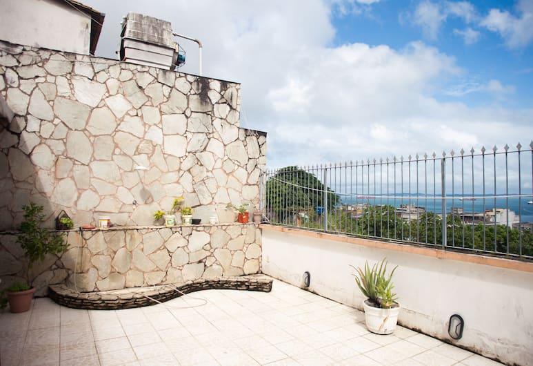 Pousada Solar dos Romanos, Salvador, View from Hotel