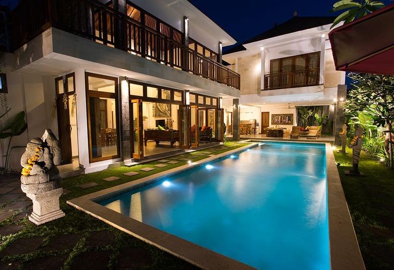 Villa Khaleesi, Seminyak, Outdoor Pool