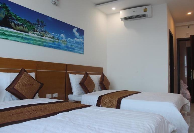 Sonnet Cua Lo Hotel, Cua Lo, Četrvietīgs numurs, 2 divguļamās gultas, Viesu numurs