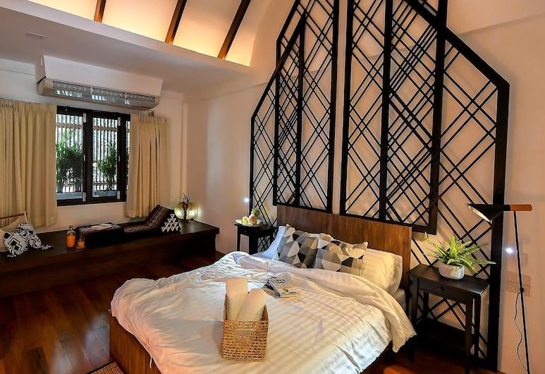 サイアム ニトラ ブティック ホテル, バンコク, デラックス ルーム, 部屋