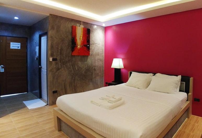 Green House Neo-Resotel, Nakhon Si Thammarat , Standard Room with Private Bathroom, Herbergi