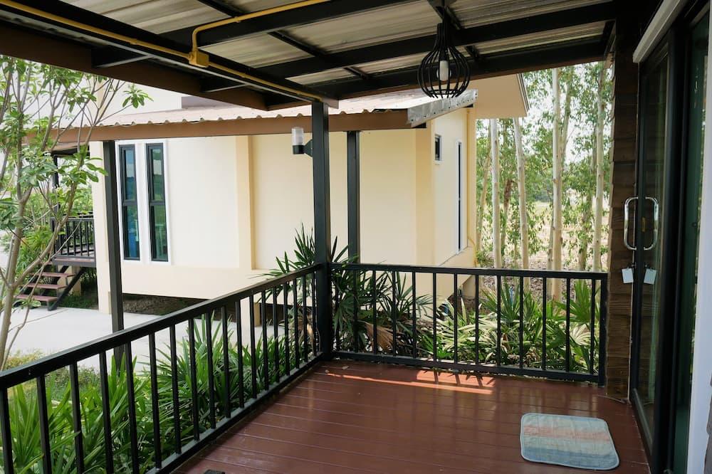 Villa Double Room  - バルコニー