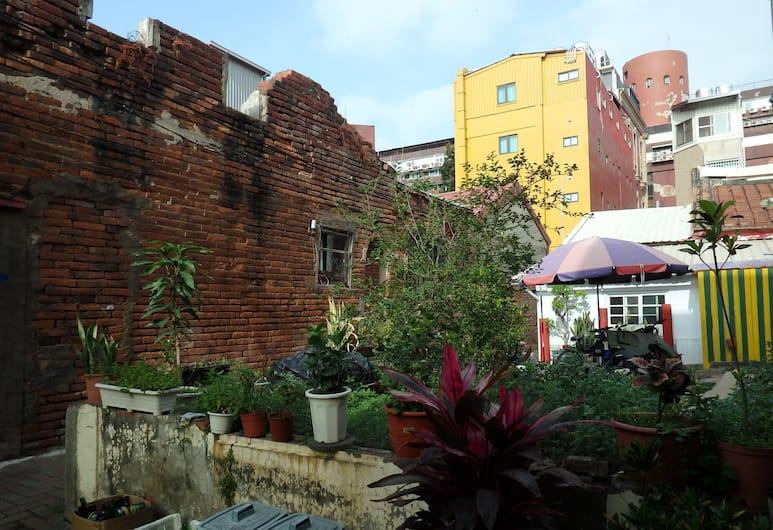 哈木家, 台南市, 住宿範圍