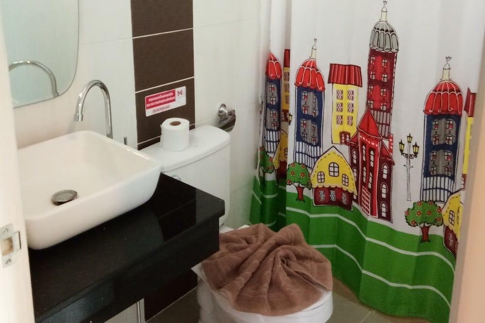 Standard Double Room - Koupelna