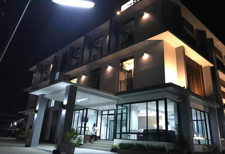 Baanthanthip Hotel, Khon Kaen, Utvendig
