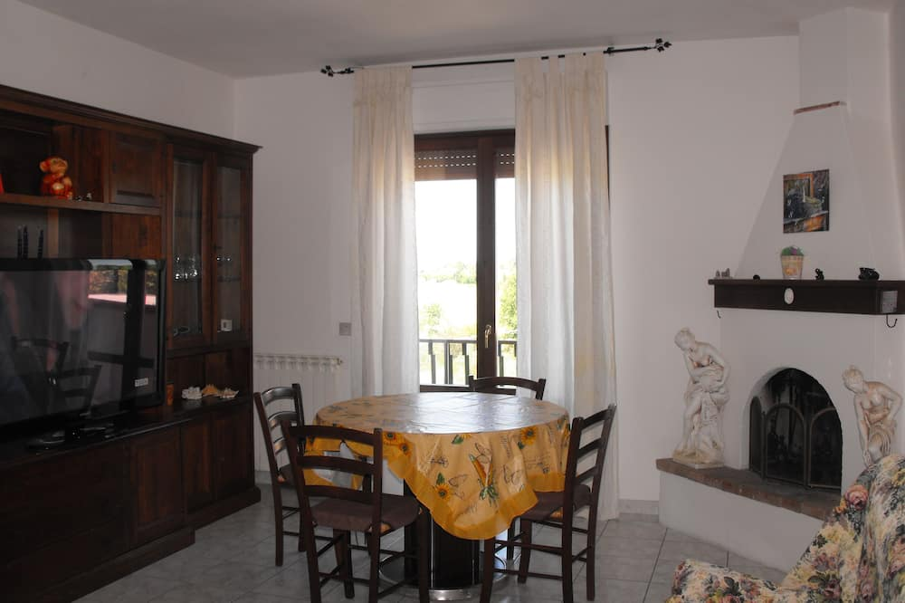 Comfort-Apartment, 3Schlafzimmer, Bergblick - Wohnzimmer