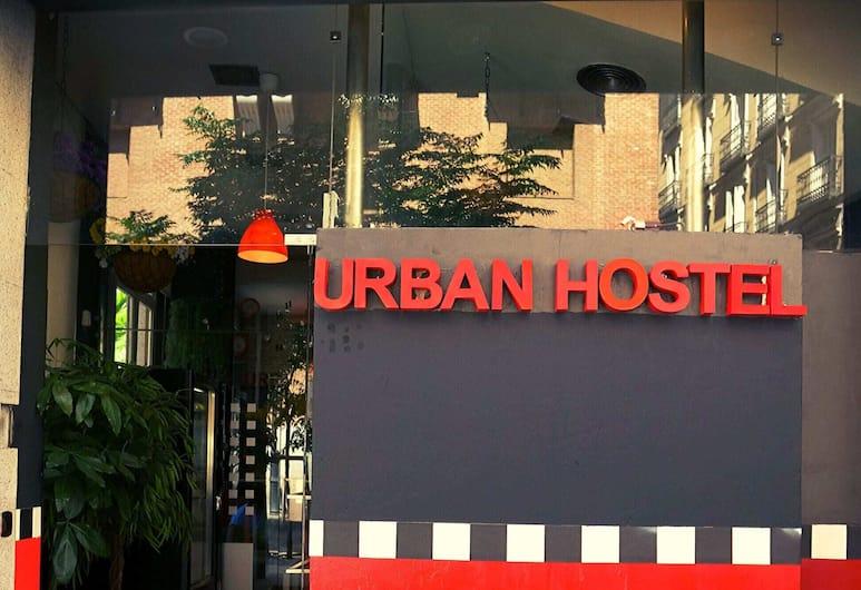 Urban Hostel, Madrid, Fassaad