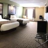 Comfort Double Room, 2 Queen Beds - Guest Room
