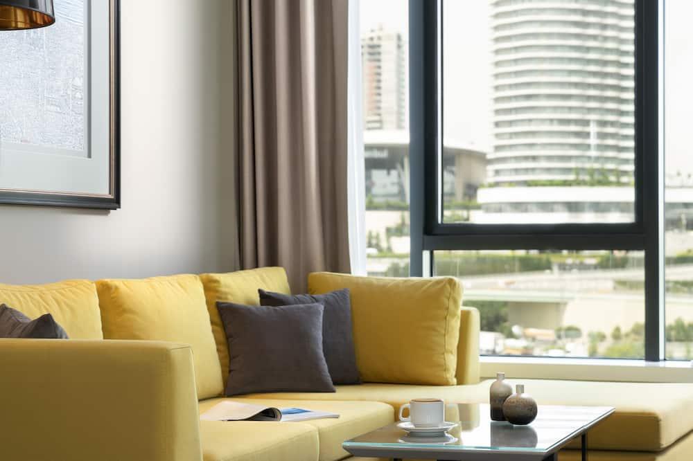 Suite (Centro, Plus) - Dnevni boravak