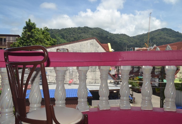 Sweet Home Patong, Patong, Balcon