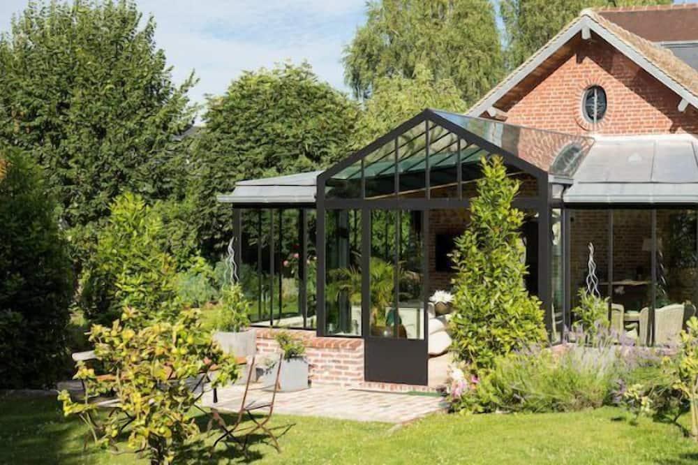 Cottage (Orangerie) - Balcony
