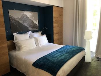 Image de Aiguille Verte à Chamonix-Mont-Blanc