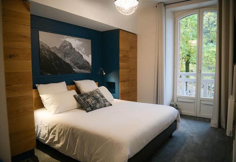 Aiguille Verte, שאמוני-מון-בלאן, סטודיו (Studio Montenvers), חדר