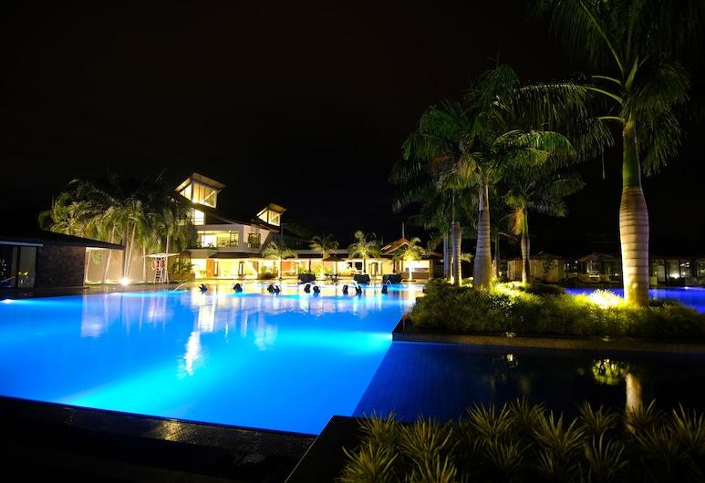 Amiya Resort Residences Clubhouse, Davao, Bassein