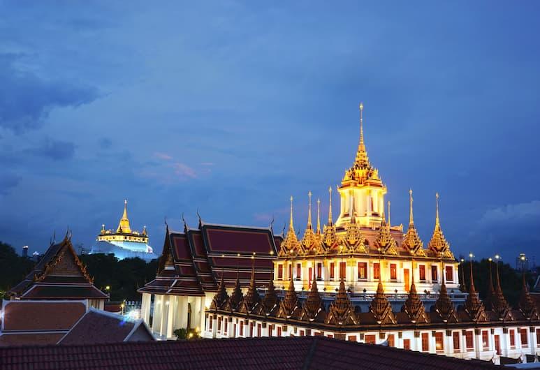斯里克魯格特普飯店, 曼谷, 飯店景觀