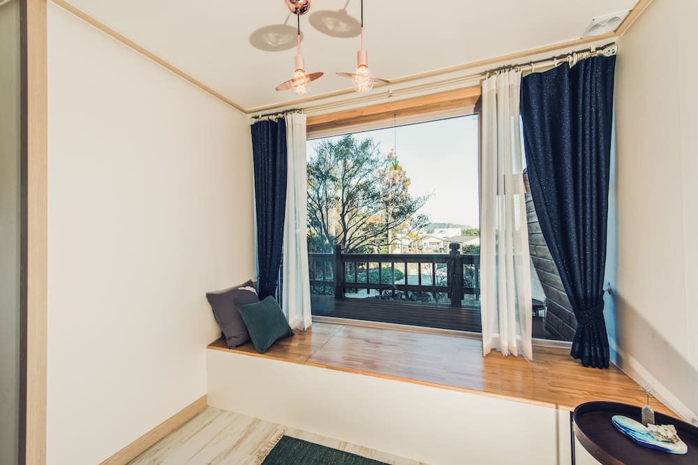 Couple Room - 陽台