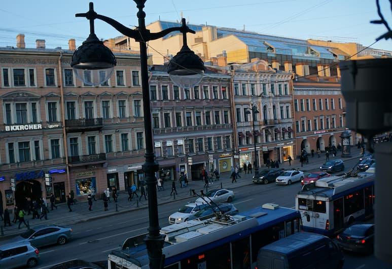 Апартаменты PushkInns, Санкт-Петербург, Вид из объекта