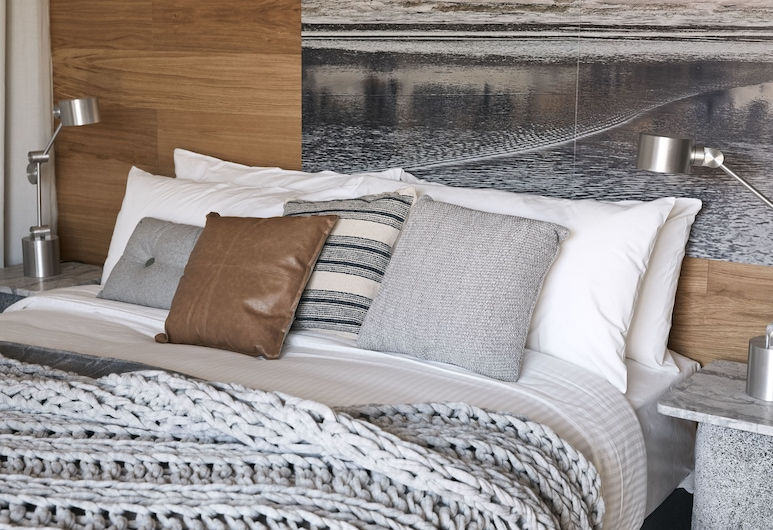 The Collectionist, Camperdown, Estudio Business, Habitación