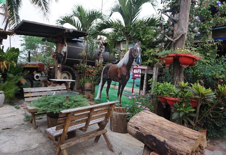 Yongma Homestay, Phrē, Terase/iekšējais pagalms