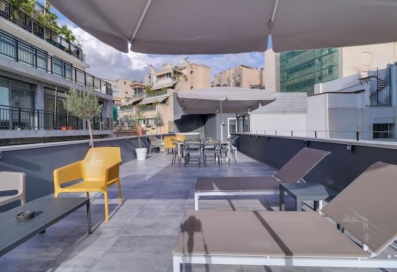 athensotel.com, Athens, Phòng đôi, Quang cảnh thành phố