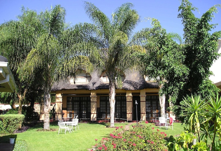 Lalani Hotel and Conference Centre, Bulawayo, Hotel Front