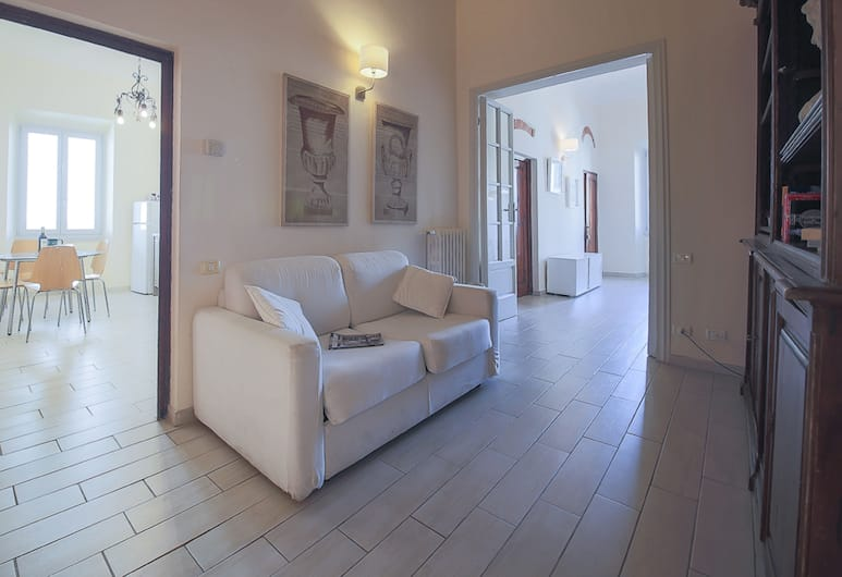 Ghibellina Loft, Florence, Appartement, 2 chambres, Chambre