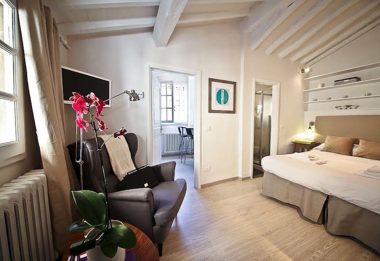 Pinzochere Mansarda, Florence, Apartemen, 1 kamar tidur, Kamar