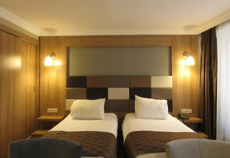 كاديكوي بارك سويتس, إسطنبول, غرفة عادية لاثنين, غرفة نزلاء