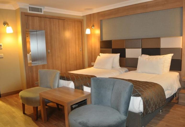 Kadıköy Park Suites, İstanbul, Standard İki Ayrı Yataklı Oda, Oda