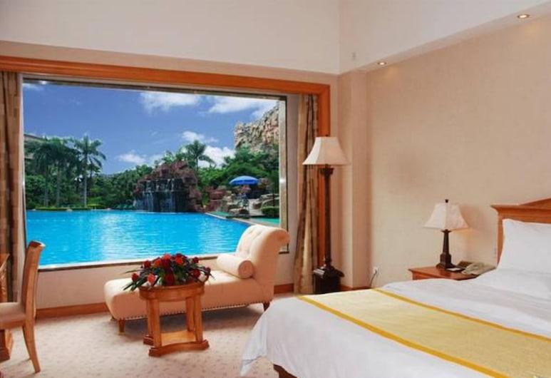 OYC Crown Prince Hotel Dongguan, Dongguan, Chambre Deluxe avec lits jumeaux, Chambre